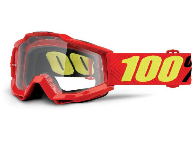 100% Accuri Goggle Anti Fog Clear Lens / saarinen